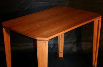 View Cherry on Top (American Black Cherry Table)